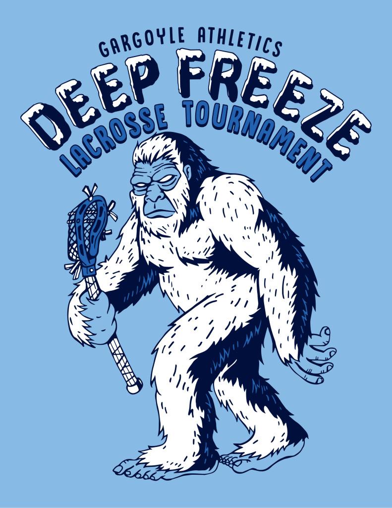 Deep Freeze Logo 1